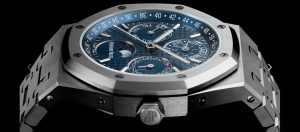 The sturdy copy Audemars Piguet Royal Oak 26574ST.OO.1220ST.02 watches are made from stainless steel.