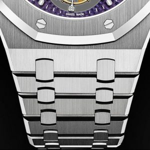 The water resistance replica Audemars Piguet Royal Oak 26522ST.OO.1220ST.01 watches are made from stainless steel.