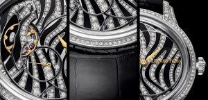 The well-designed replica Audemars Piguet Millenary 77249BC.ZZ.A102CR.01 watches are made from 18k white gold and diamonds.