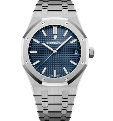 The new Audemars Piguet Royal Oak watches have been updated in many details.