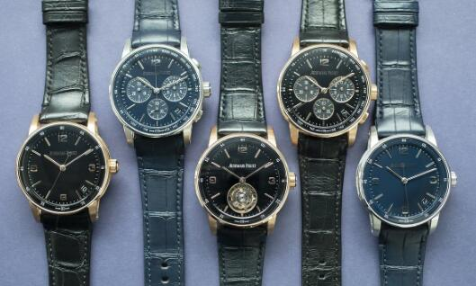 The Audemars Piguet Code 11.59 replica watches are good choices for both men and women.