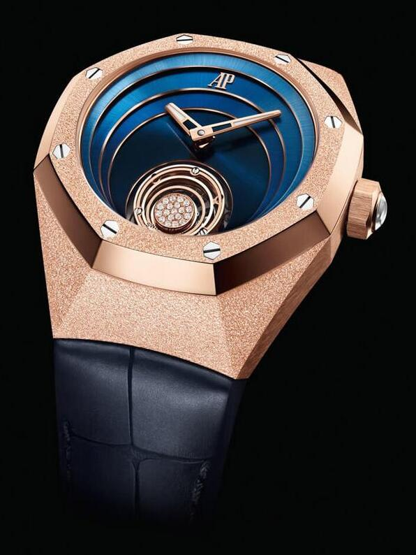 Swiss fake watches are magic for the flying tourbillon.